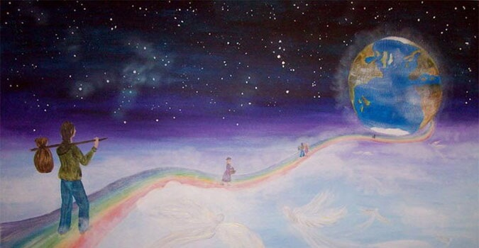 Путь на Землю